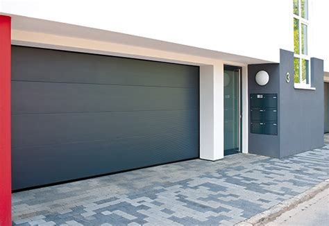garage sektionaltor gfs toranlagen pleidelsheim garagentor sektionaltor