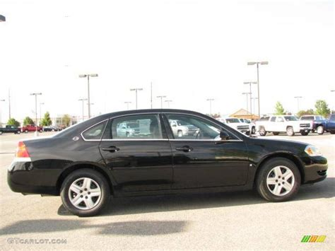 2008 Chevy Impala Ls by 2008 Black Chevrolet Impala Ls 17052922 Photo 4