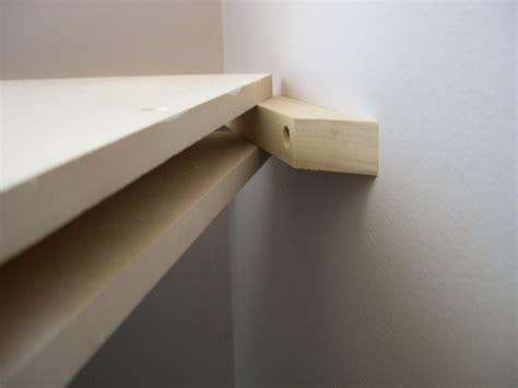 build floating shelves  bracketless ideas wall