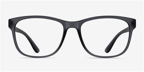 caroline matte gray plastic eyeglasses milo matte gray plastic eyeglasses eyebuydirect