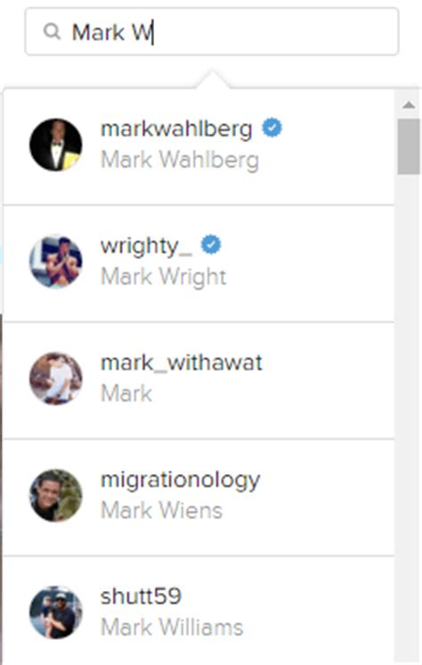 Instagram Search By Name How To Browse And Search Instagram From A Pc