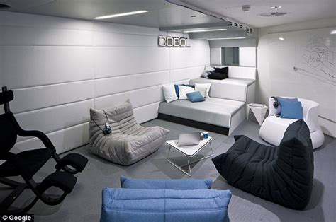 google room design google s new floor in london office looks more like the