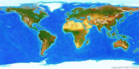 flat world map image world map in robinson projection flat map of the world
