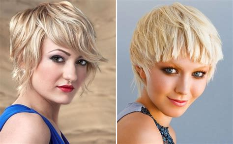Blonde Choppy Hairstyles | short choppy haircuts stylish hairstyles for women more