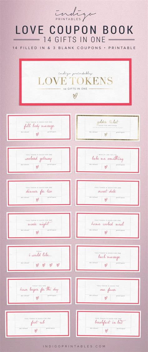 printable love coupons for boyfriend best 25 love coupons ideas on pinterest coupon books
