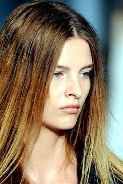 Summer Ombre For Brunettes | hair color corner brunette summer ombre hair color