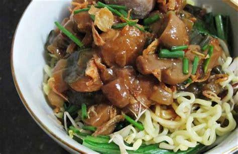 cara membuat mie ayam praktis 4 resep cara membuat bumbu mie ayam enak spesial yang mudah
