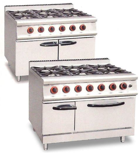 newworld stainless steel gas range with oven