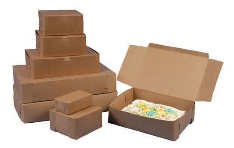 Kraft Gable Cookies Box Easter Snack Dus Paper Bag Paskah kraft cake bakery boxes box and wrap