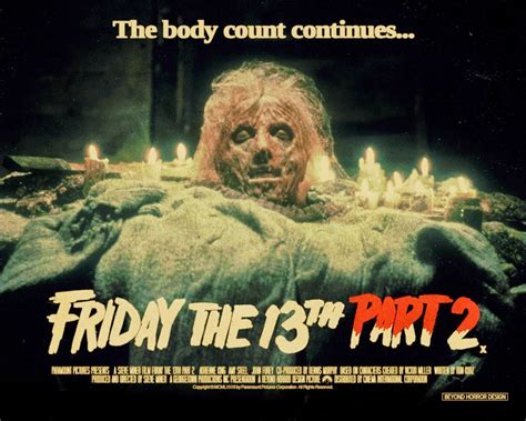 section 6 movie friday the 13th film franchise timeline fully explained