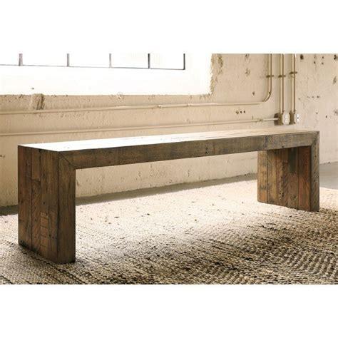 sommerford large bench signature design furniture cart