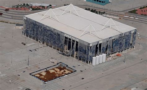 rio olympic venues now rio 2016 olympic venues just 6 months after the olympics