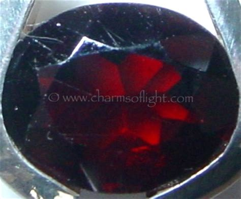 Batu Energi Murni Pink N Black healing properties of garnet from charms of light healing