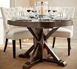 behind the design our benchwright dining table benchwright extending dining table seadrift pottery barn