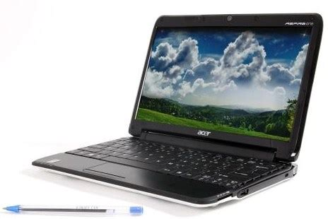first look at the 11.6 inch acer aspire one from norway