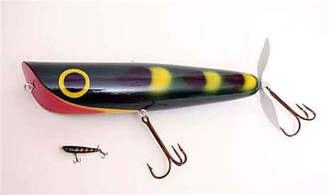 Handmade Bass Lures - 34 best images about lure sculptures on