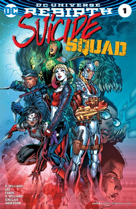 Five Vol 5 squad vol 5 dc database fandom powered by wikia