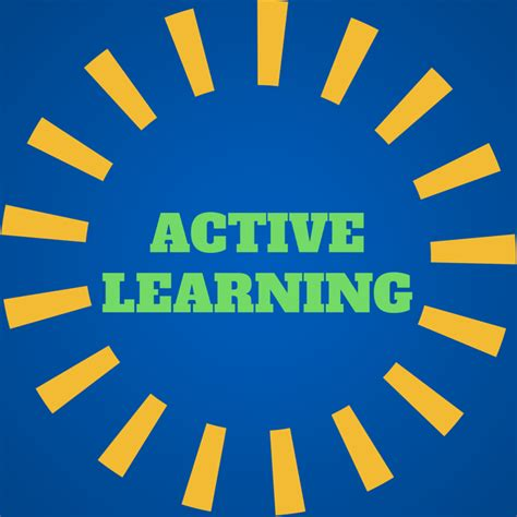 Active Learning active learning