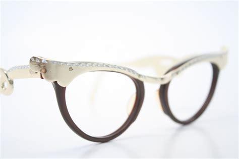 unique glasses vintage eyeglasses unique cat eye glasses retro glasses