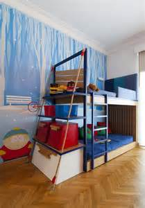 creating bedroom with bunk bed ideas home interior