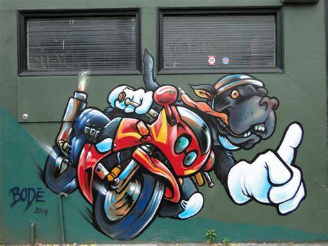 graffiti characters  san francisco  oakland