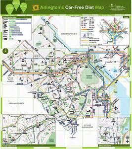 of at arlington cus map iride for arlington