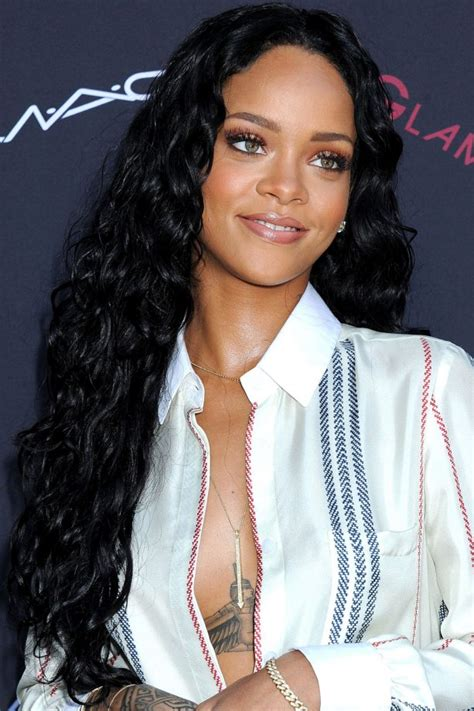 Rihanna Curly Hairstyles by Curly Hairstyles The Best Curly Hairstyles And How To Get
