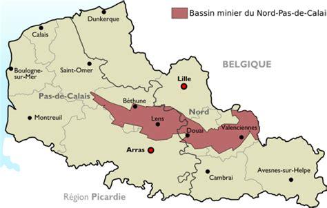 si鑒e social nord pas de calais le bassin minier du nord pas de calais au patrimoine
