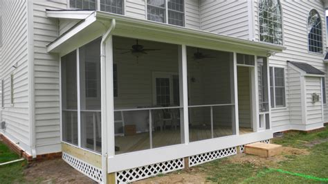screened in porch designs for houses mobile home screened porch