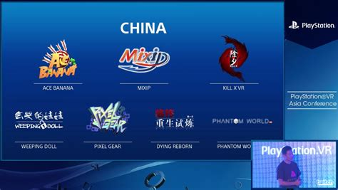 Amycoll Ps3 Unveiled In China by Sony Reveals Third Titles From Asian Devs For