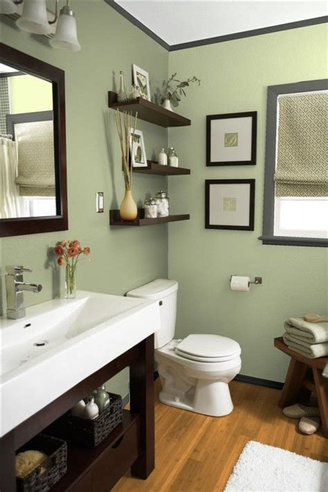 zen colored bathroom i believe this is benjamin quot olive quot i would just a