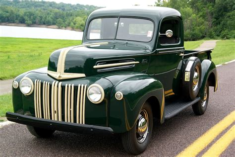 1946 Ford Truck by 1946 Ford Half Ton Motoexotica Classic Car Sales