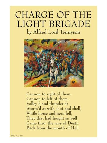 charge of the light brigade allposters co uk