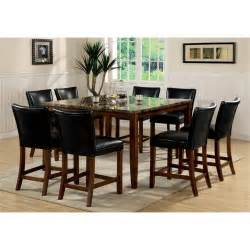 High Top Dining Room Table High Top Table And Chairs Cool High Top Kitchen Tables