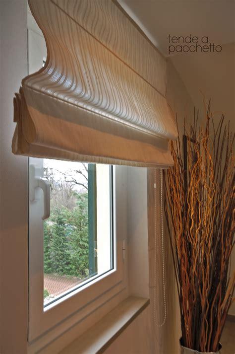 tendaggi a pacchetto tende da interni per modulare la luce rifare casa