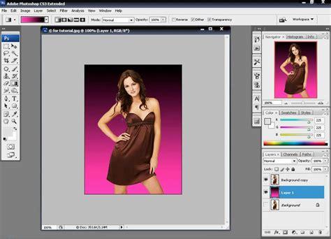 tutorial photoshop cs5 malay adobe photoshop extract change background doovi
