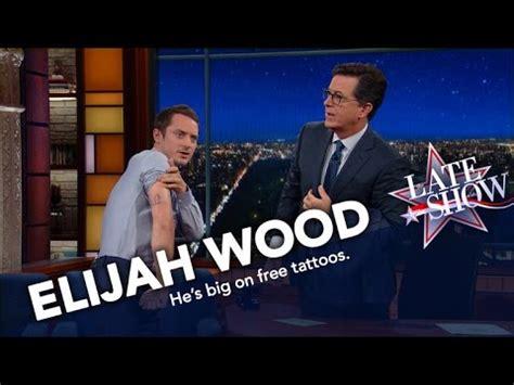 elijah wood tattoo elijah wood hd free