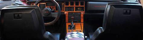 corvette dash kits 1987 chevrolet corvette dash kits custom 1987 chevrolet