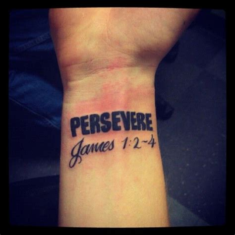 persevere tattoo perseverance related keywords suggestions