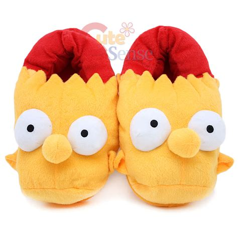 bart slippers bart slippers 28 images simpsons slippers 28 images