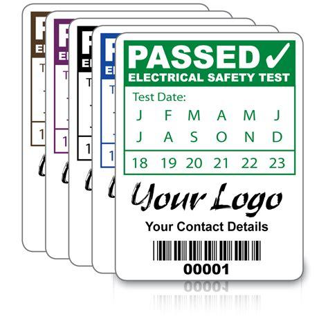 design labels online uk buy custom pat test labels pat labels online