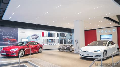 Tesla Motors Store Photos Inside Tesla Motors Brand New Flagship Sydney