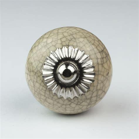 Grey Drawer Knobs by Black White Silver Grey Ceramic Door Knobs Handles