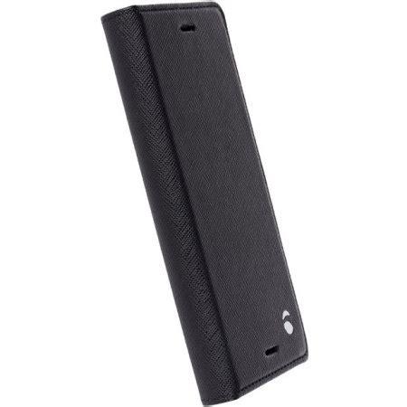 Krusell Malmo Flipcase Blackberry Q20 Classic Black krusell malmo sony xperia x compact folio black