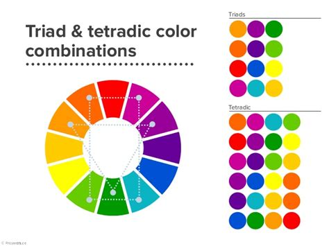 triad color scheme triad colors exle