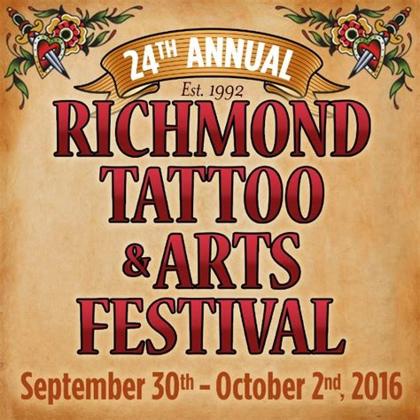 richmond tattoo convention keith ciaramello arts entertainment education
