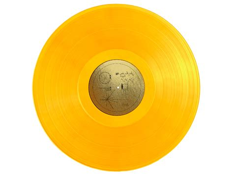 Records For Reissuing The Voyager Golden Record Nasa S Quixotic Message To The