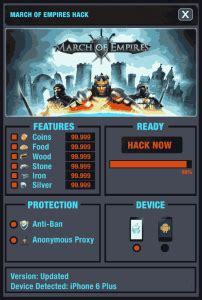 march of empires hack tool working tested 100%