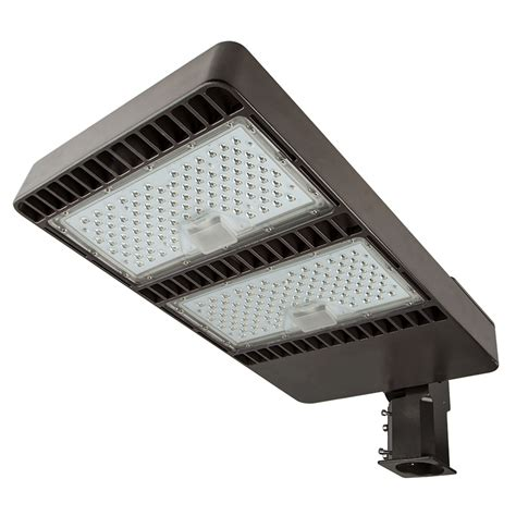 hid lights bay area led parking lot light 400w 2 000w hid equivalent