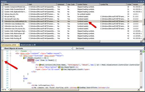 No Symbols Been Loaded For This Document visual studio quot no symbols been loaded for this